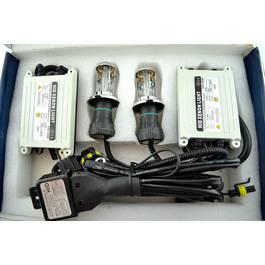 Kit bi-xenon 55W Slim Premium  H4 10000k