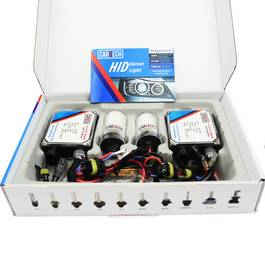 Kit bi-xenon Cartech 55W Power Plus H4 6000k