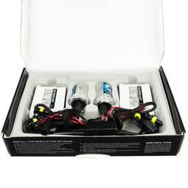 Kit xenon 55W Slim Premium Quality H27 6000k