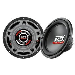 subwoofer bass auto MTX Road Thunder 750 W 30 cm - TOR-RT12-04