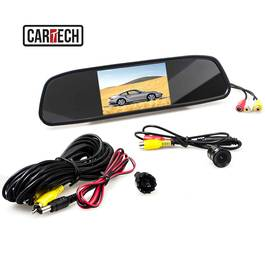 Pachet camera video marsalier plus Monitor Cartech M1830
