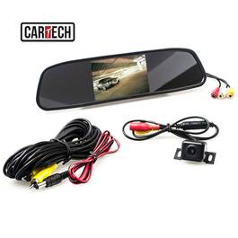 Pachet camera video marsalier plus Monitor Cartech M501