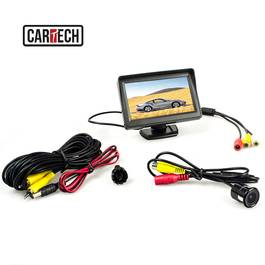 Pachet camera video marsalier plus Monitor Cartech P1830
