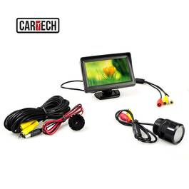 Pachet camera video marsalier plus Monitor Cartech P2831