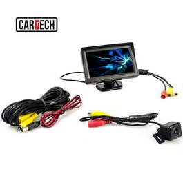 Pachet camera video marsalier plus Monitor Cartech P501
