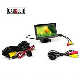 Pachet camera video marsalier plus Monitor Cartech P505