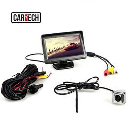 Pachet camera video marsalier plus Monitor Cartech P606