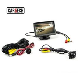 Pachet camera video marsalier plus Monitor Cartech P801