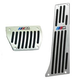 Pedale Sport Aluminiu BMW Seria 3 E46, Transmisie Automata
