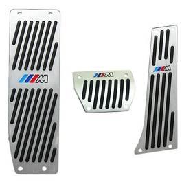 Pedale Sport Aluminiu + Pedala Repaus BMW Seria 3 E46, Transmisie Automata