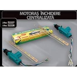 MOTORAS INCHIDERE CENTRALIZATA - 2 fire