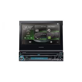 DVD Player Auto 1 DIN cu Display Touchscreen de 7 inch Rabatabil Audiovox - BLO-VXE-3010