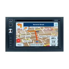 DVD Player Auto 2 DIN cu USB, Card SD, Navigatie si Bluetooth Audiovox - BLO-VXE-6020NAV