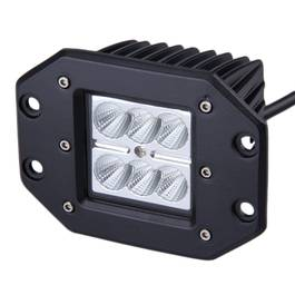 Proiector LED, 18W FLOOD 60°, 12/24V
