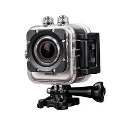 Camera Video Sport de Actiune / Action Camera Smailo Play Full HD Wireless, Argintiu