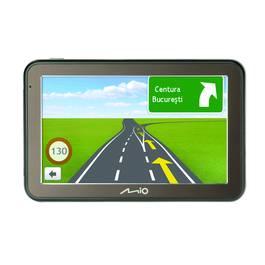 Sistem Navigatie GPS Auto Mio Spirit 7500 5.0 LM Harta Full Europa