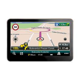 Sistem Navigatie GPS Auto Smailo HD 4.3 Harta Romania