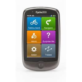 Sistem Navigatie GPS Biciclete Mio Cyclo 200 Harta Full Europa, Rezistent la Apa
