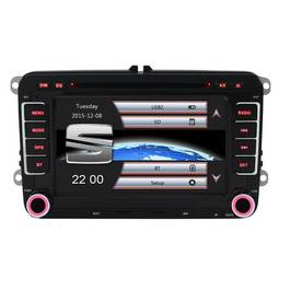 Sistem Navigatie Audio Video cu DVD Seat Alhambra 2010+ + Cadou Card GPS 8Gb
