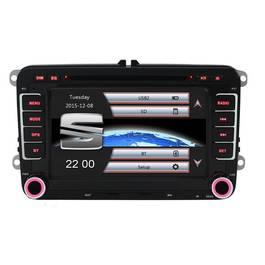 Sistem Navigatie Audio Video cu DVD Seat Altea 05/2004+ + Cadou Card GPS 8Gb