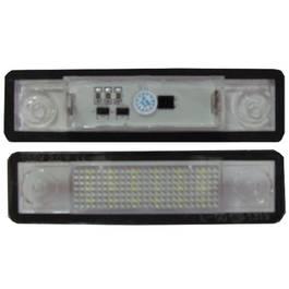 Lampa LED pentru Iluminare Numar Inmatriculare 71002, Opel Zafira A 1999-2005