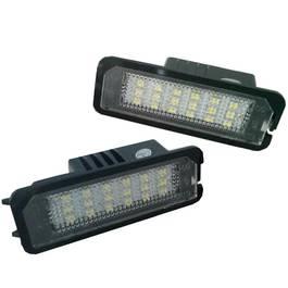 Lampa LED pentru Iluminare Numar Inmatriculare 7401, Volkswagen VW Scirocco 2010