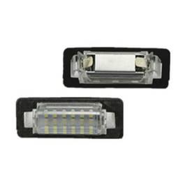 Lampa LED pentru Iluminare Numar Inmatriculare 7209, Mercedes Clasa C W202 Sedan 1993-2000
