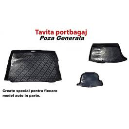 Tavita Portbagaj Audi A3 8v Sportback 2012-> Cu Roata De Rezerva ( Pb 5008 )