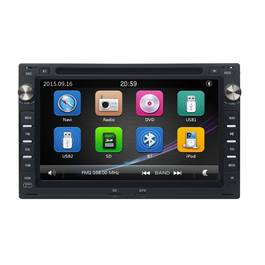 Navigatie GPS Audio Video cu DVD si Touchscreen Volkswagen VW Bora 2000-2009 + Cadou Card GPS 8Gb