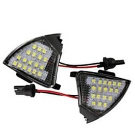 Lampa LED semnalizator oglinda exterioara compatibil VW Jetta / Passat 3C / Sharan 1 2005-2010 AutoPro Style