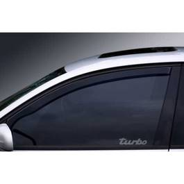 Stickere geam ETCHED GLASS - TURBO (set 2 buc.) Modern Tuning