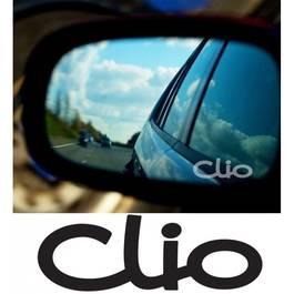 Stickere oglinda ETCHED GLASS - CLIO (set 3 buc.) Modern Tuning