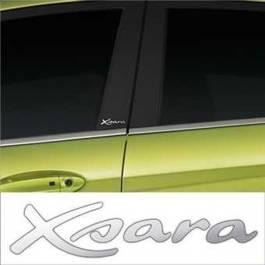 Stickere stalpi usa CHROME - XSARA (set 2 buc.) Modern Tuning