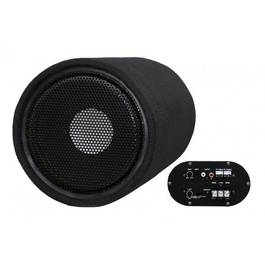 Subwoofer Bass Auto Activ cu Amplificator Incorporat 200W 25cm Voice Kraft