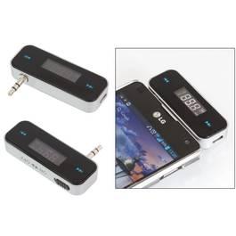 Modulator FM Auto cu Mufa Jack, Handsfree, USB, Ecran LCD Iluminat
