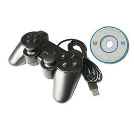 Telecomanda Jocuri Controller Double Shock USB pentru PC sau Laptop