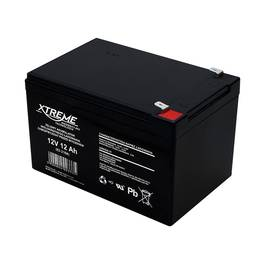 Baterie Acumulator Gel Plumb AGM 12V 12Ah Xtreme, Aplicare Universala