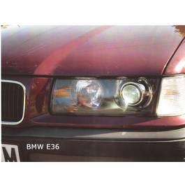 SET LUPE FARURI 2,5 INCH + ORNAMENTE STANDARD BMW E 36 - SLF242