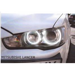SET LUPE FARURI 2,5 INCH + ORNAMENTE STANDARD MITSUBICHI LANCER - SLF220