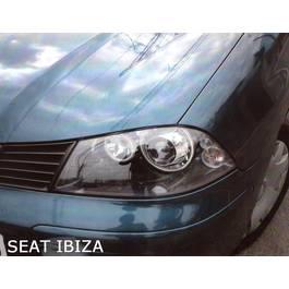 SET LUPE FARURI 2,5 INCH + ORNAMENTE STANDARD SEAT IBIZA  - SLF270