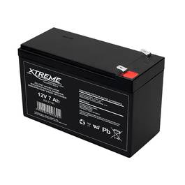 Acumulator Baterie AGM Gel Plumb Xtreme 12V, Capacitate 7Ah