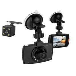 Camera Video Auto DVR Blow BlackBox, Inregistrare Trafic Full HD, Display 2.4 inch, SDHC, mini-USB, Microfon si Difuzor Incorporata