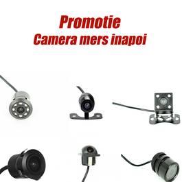 BAX 10 BUCATI Camera mers inapoi VistaCar