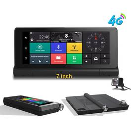 GPS 7 inch ANDROID cu functie DVR. COD: 680FOLD ManiaCars
