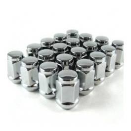 Piulite jante aluminiu M12X1.5 cap cheie 19 VistaCar
