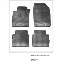 Covoare cauciuc OPEL VECTRA C 2002-2008 ( 0703 P40 ) VistaCar