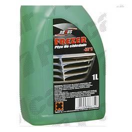 Antigel diluat G11 Frezer culoare verde 1 litru, la -35 grade C AutoLux