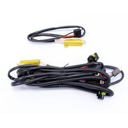 Anulator eroare bord bec ars 12V pt bec LED sau bec Xenon , 50W 6 Ohm , set 2 buc AutoLux