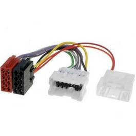 Conector auto ISO-DACIA VistaCar