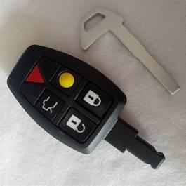 Carcasa cheie auto cu 5 butoane VO-120, compatibila Volvo